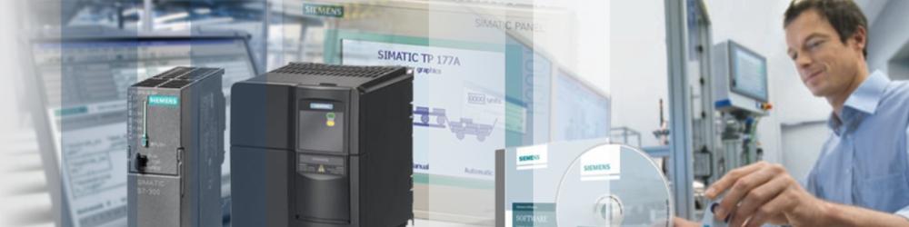 Řídící systémy Siemens